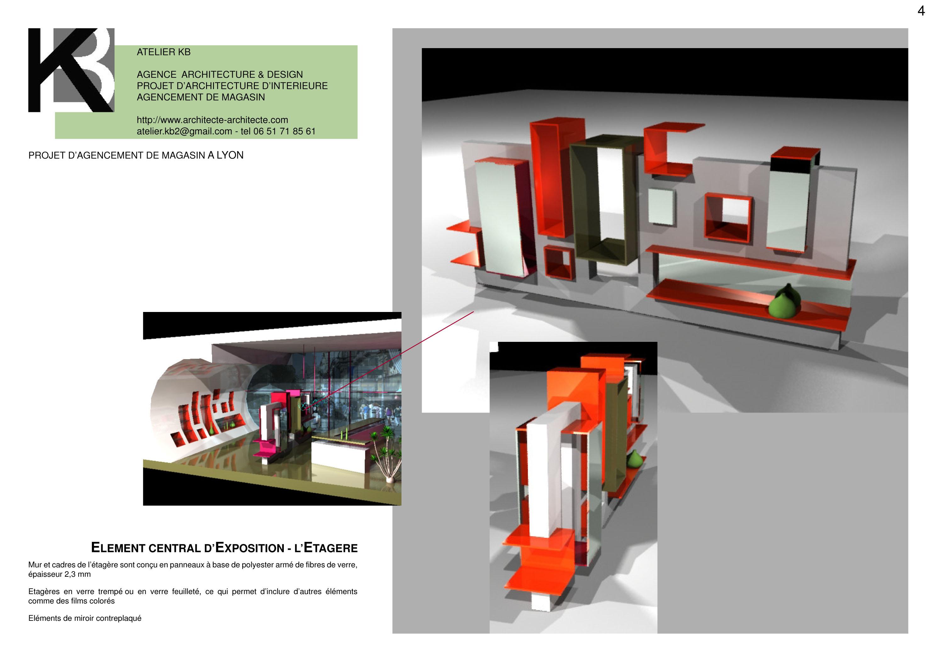 architecte magasin. Black Bedroom Furniture Sets. Home Design Ideas