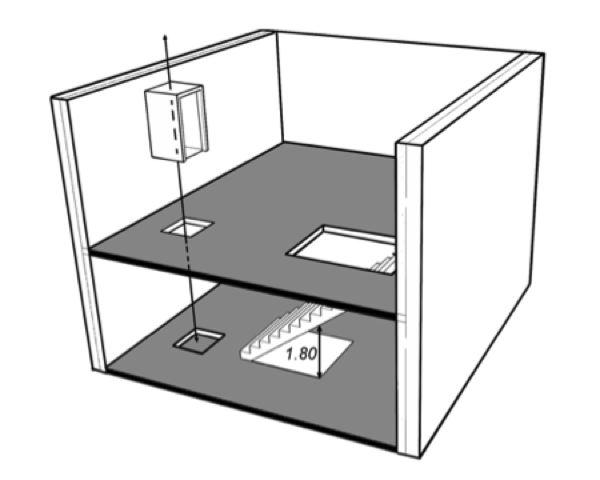 Architecte surface de plancher for Calcul de la surface habitable