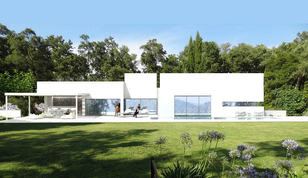 Architekten Design Villa