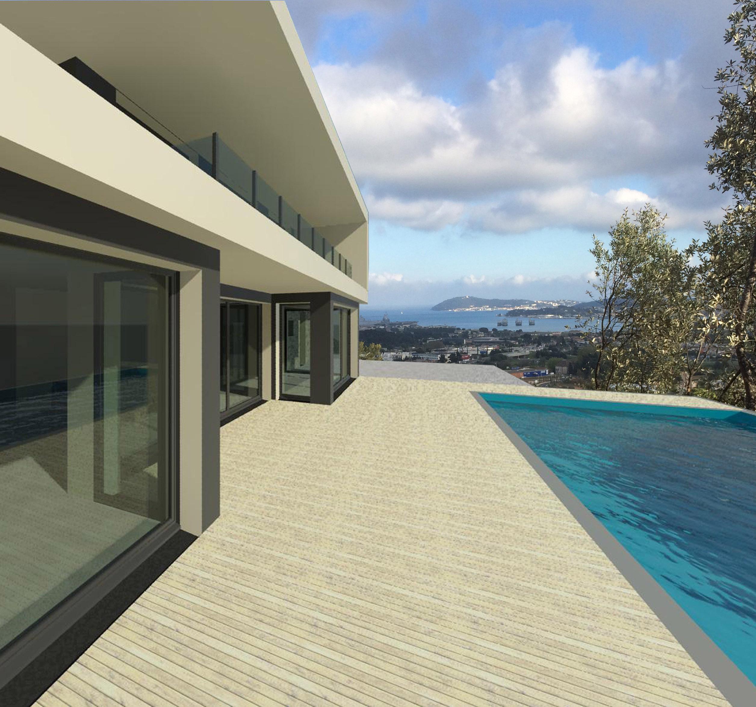 Architekt Luxushäuser und Villen